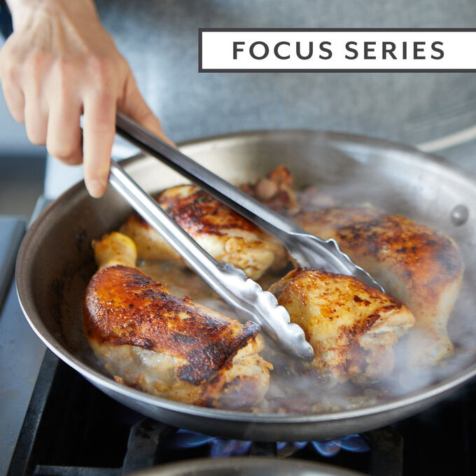 Focus Series Chicken 101:Pan-Roasting