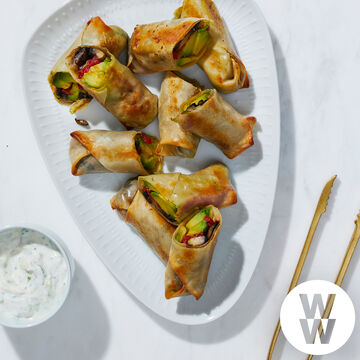 Easy Cocktail Apps with WW: Weight Watchers® Reimagined