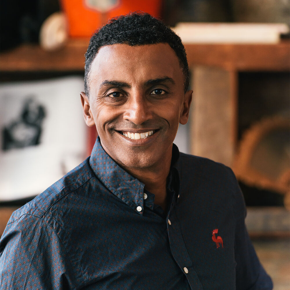 Online The Rise of Black Food in America with Marcus Samuelsson (ET)