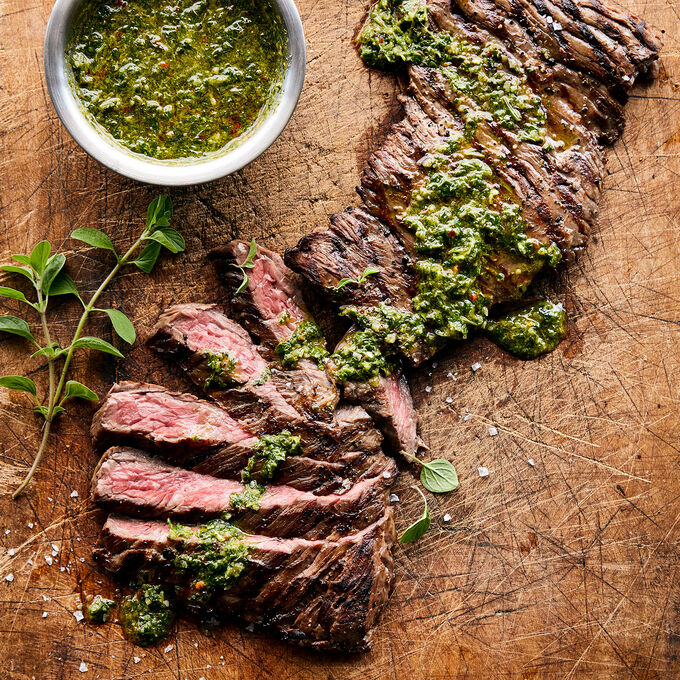 Steak, the Argentinian Way