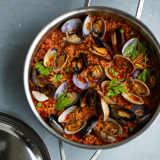 Secrets of Spring Paella