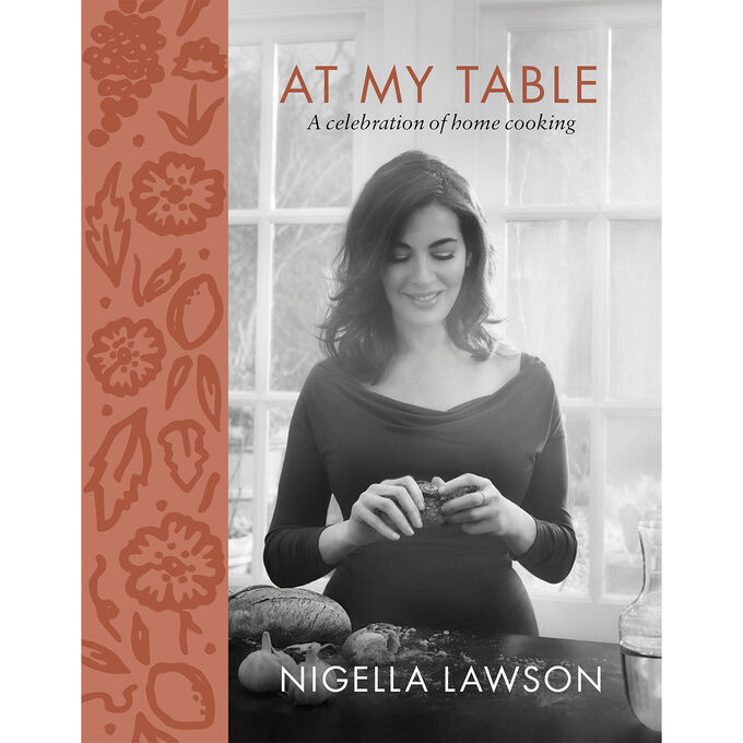 At My Table with Nigella Lawson + Free Cookbook