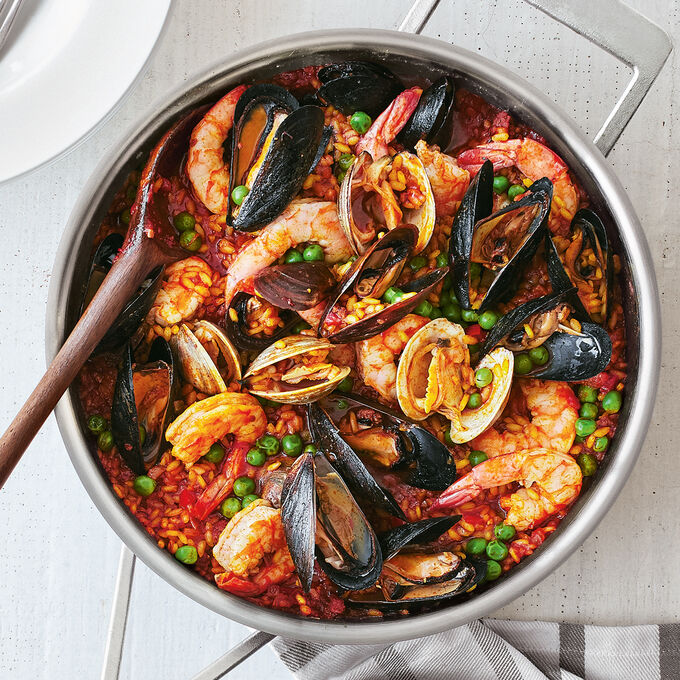Paella: A Taste of Spain