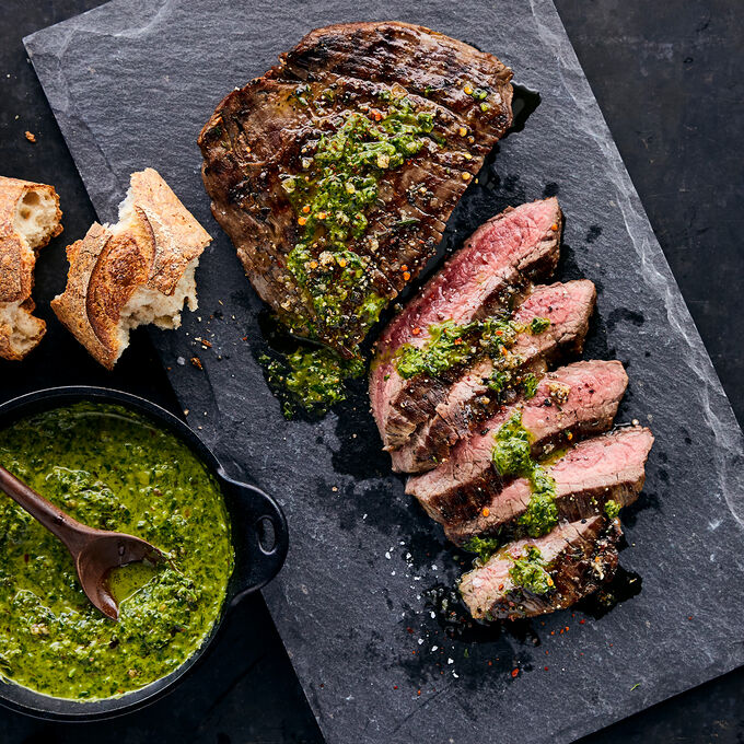 South American Kitchen: Steak