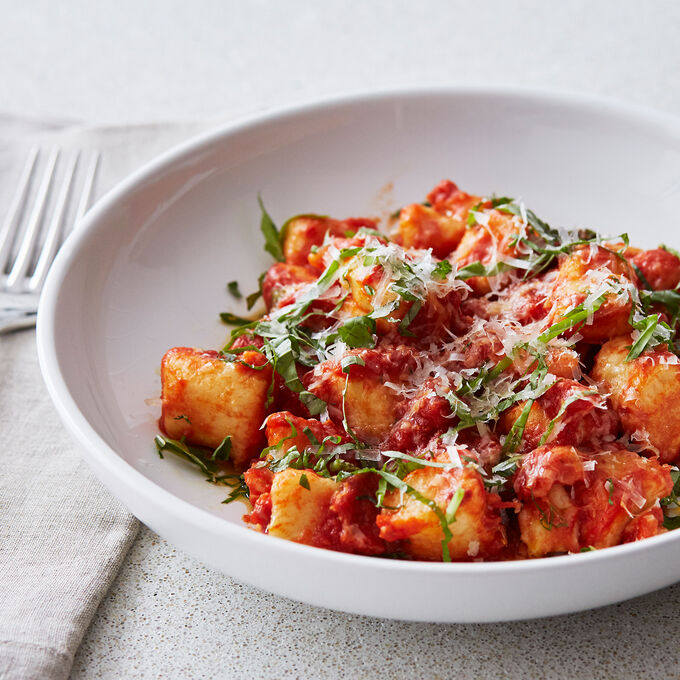 Gnocchi from Scratch