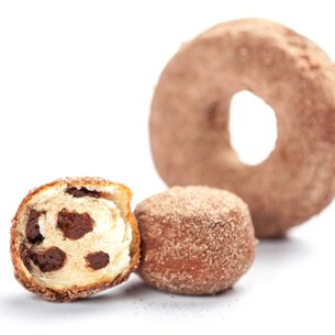 Chocolate Chip Donuts