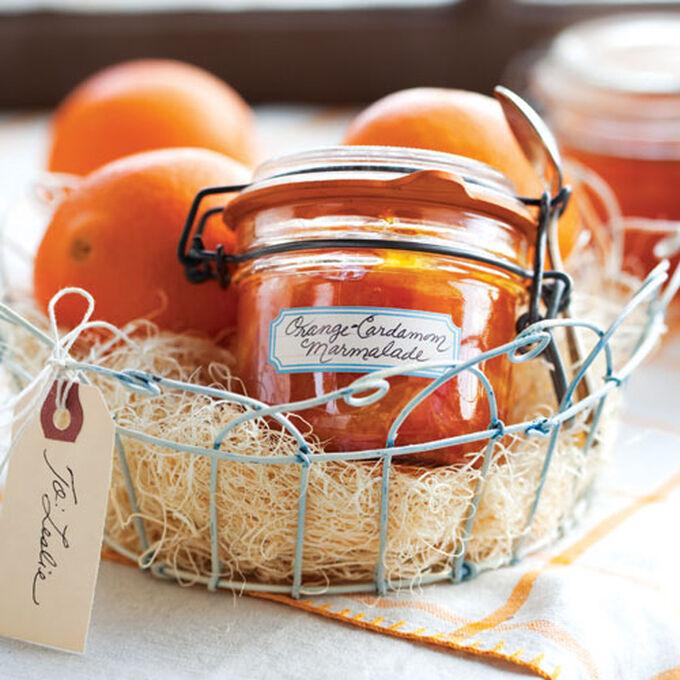 Orange-Cardamom Marmalade