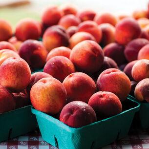 Just Peachy Smoothie