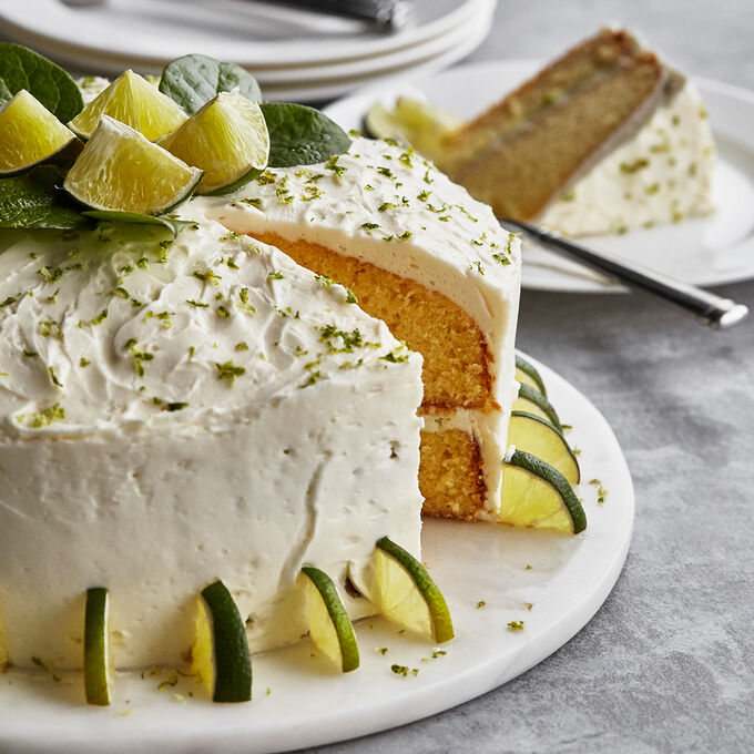 Lime Layer Cake