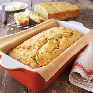 Herb Corn Bread Recipe | Sur La Table