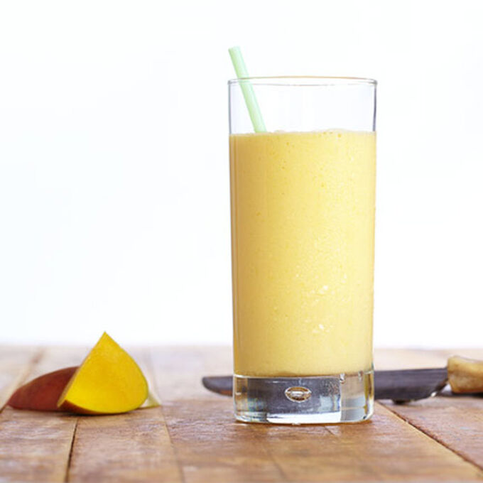 Mango Delight Smoothie