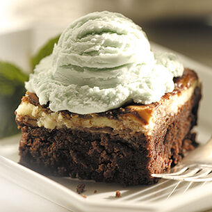 Chocolate Cream Cheese Brownies