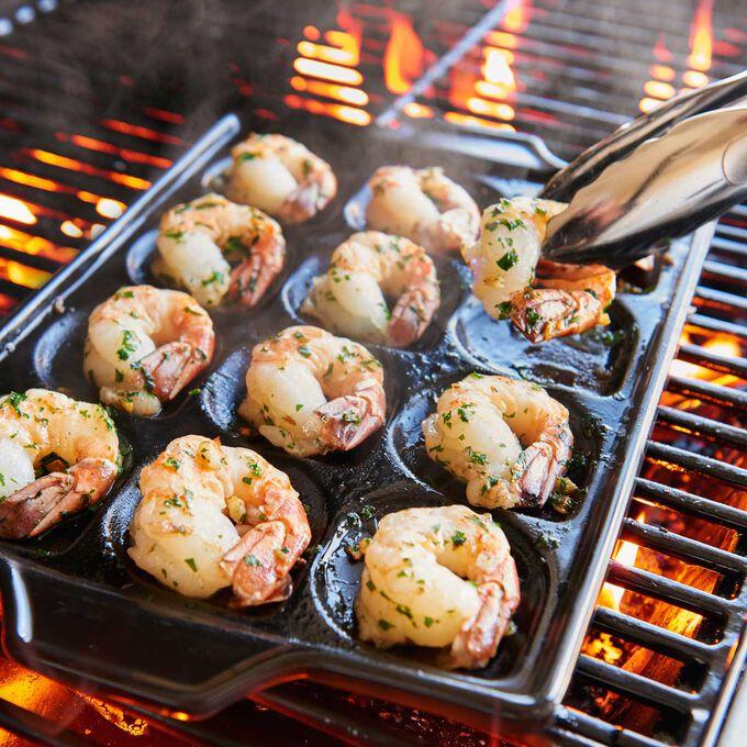 Grilled Tamarind Shrimp