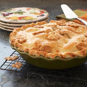 Foolproof Apple Pie