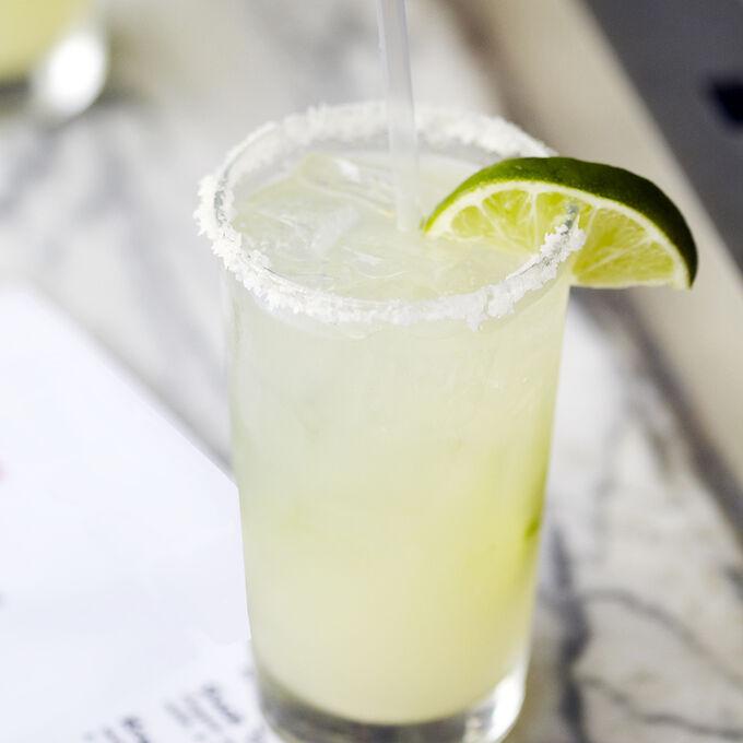 Smoky Mezcal Margarita