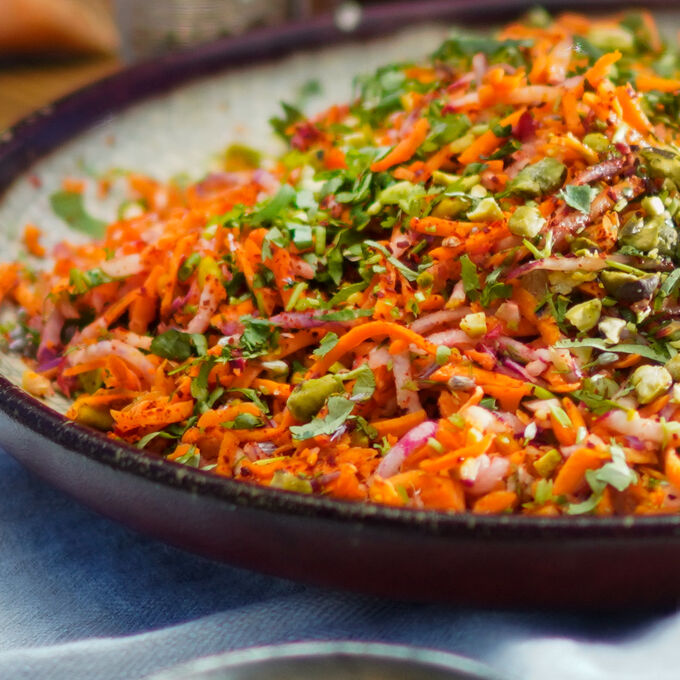Pippi's Pantry Challenge: Kitchen Sink Salad