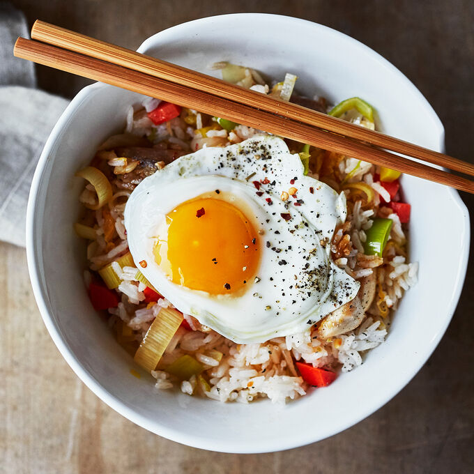 Indonesian Stir Fried Rice