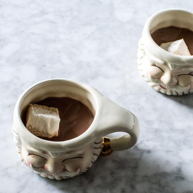 Hot Chocolate with Homemade Vanilla Marshmallows