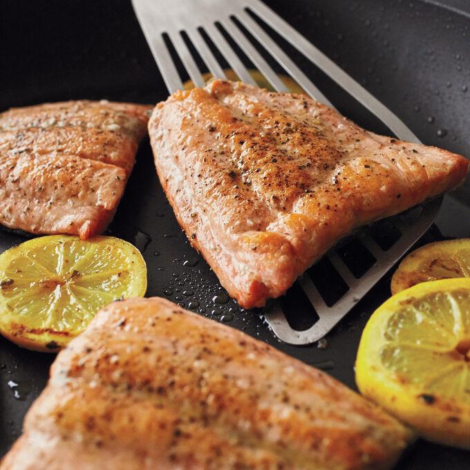 Perfect Pan-Seared Salmon