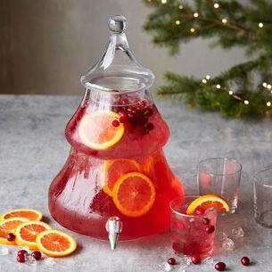 Holiday Orange Cranberry Punch