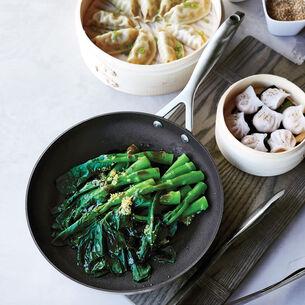 Chinese Broccoli with Garlic