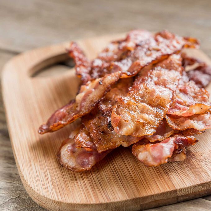 Brown Sugar Candied Bacon