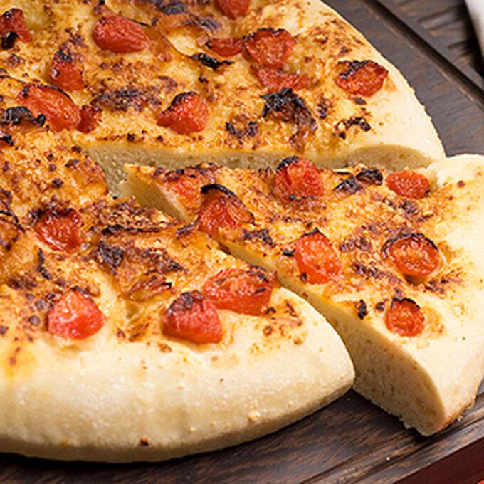 Pizza alla Siciliana - Pizza Sicilian Style