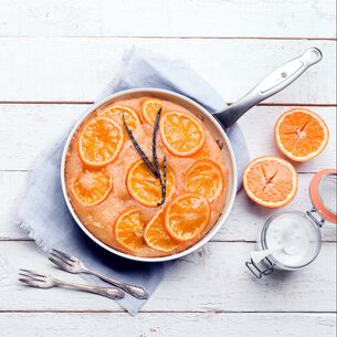 Orange Pan-Tart