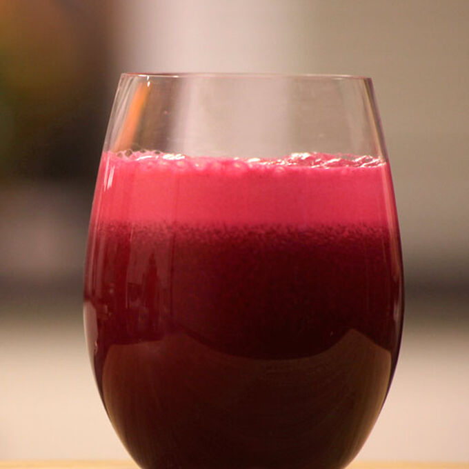 Blueberry, Blackberry, Strawberry and Lime Juice