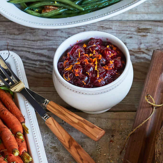 From-Scratch Cranberry Sauce