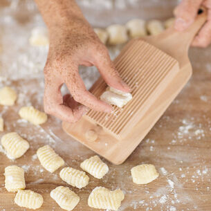 Traditional Potato Gnocchi with Brown Butter and Sage