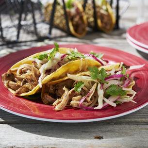 Sous Vide Carnitas Tacos