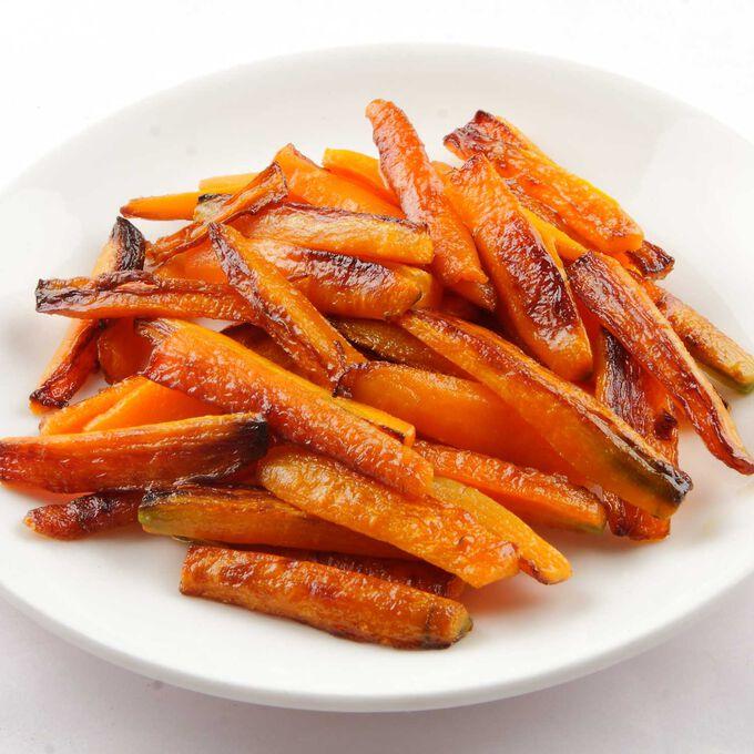 Cumin Carrot Fries