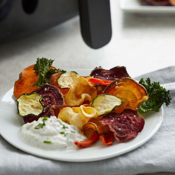 3 ways to make vegetable chips (that taste great)