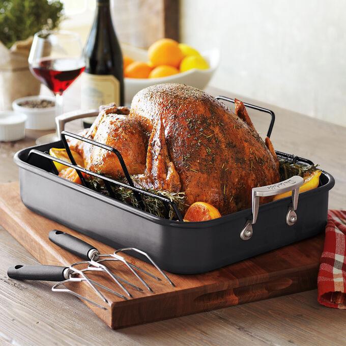 Tarragon and Orange Roasted Turkey