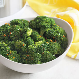 Stir Fried Broccoli
