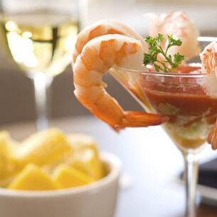 Perfect Shrimp Cocktail