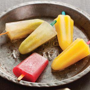 Natural Fruit Ice Bar & Sherbert
