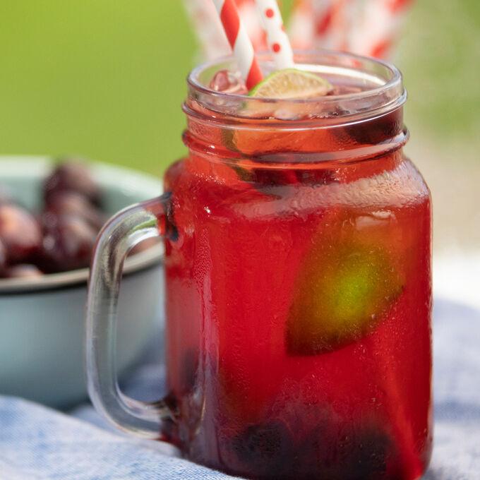 Cherry Pit Soda Pop