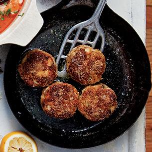 Salt Cod Fritters with Aioli Dip