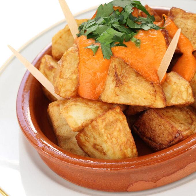 Spicy Potato Bites