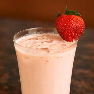 Triple Strawberry Smoothie