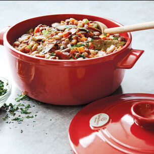 Quick and Easy Cassoulet