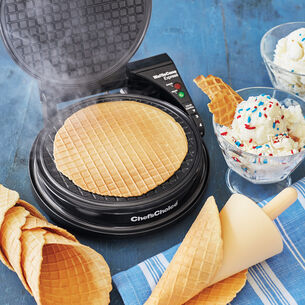 Gourmet Waffle Cone Recipe