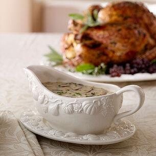 Rich Turkey Pan Gravy