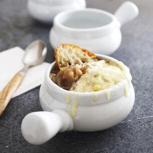 French Onion Soup with Comté from Bon Appétit