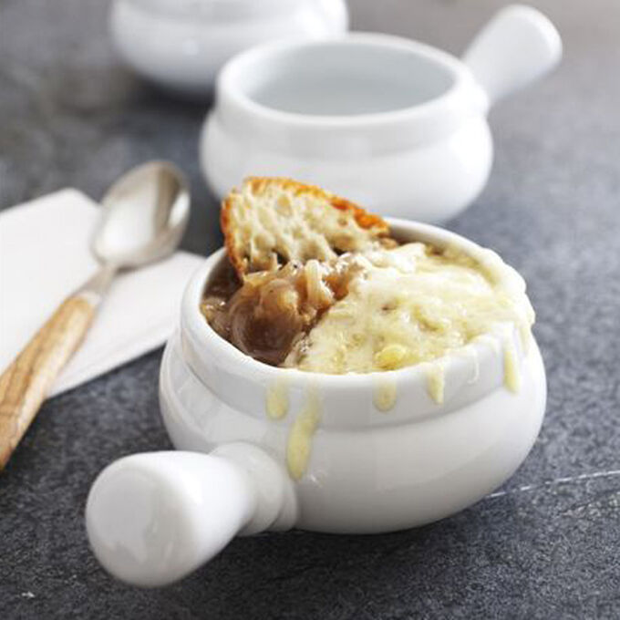 French Onion Soup with Comté from Bon Appétit