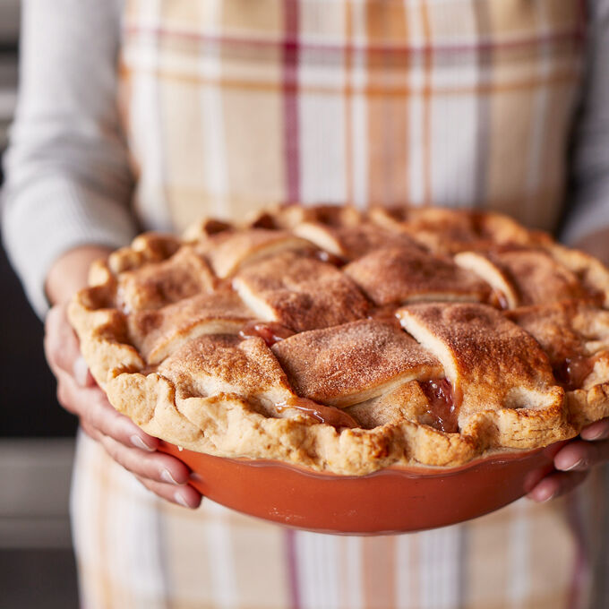 The Quintessential Apple Pie