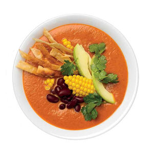 Speedy Tortilla Soup
