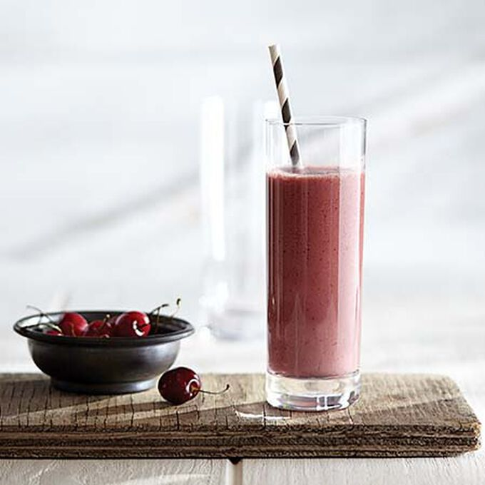 Red Cherry Smoothie